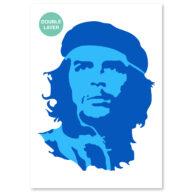 Che Guevara stencil, idool sjabloon