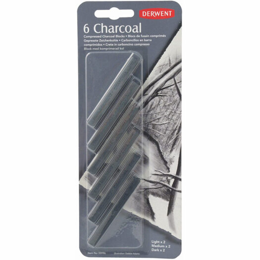 Derwent houtskool krijtes voor schetsen en tekenen