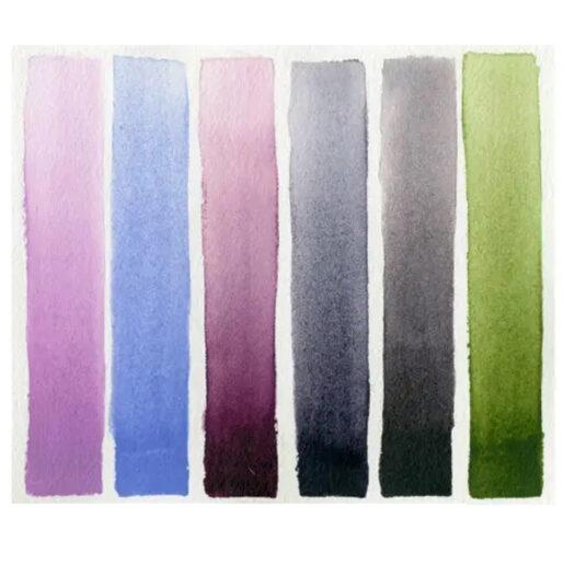 Daniel Smith Watercolor Half-Pans waterverf set Colors of Inspiration