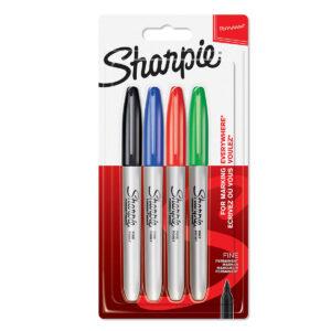 sharpie stiften kopen permanente markers sharpie black blue red green classic