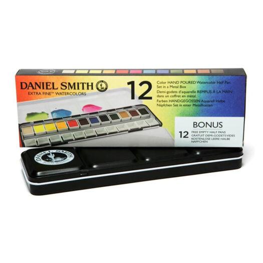 Daniel Smith Watercolor Half-Pans waterverf aquarel set