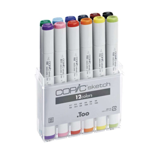 copic sketch markers set