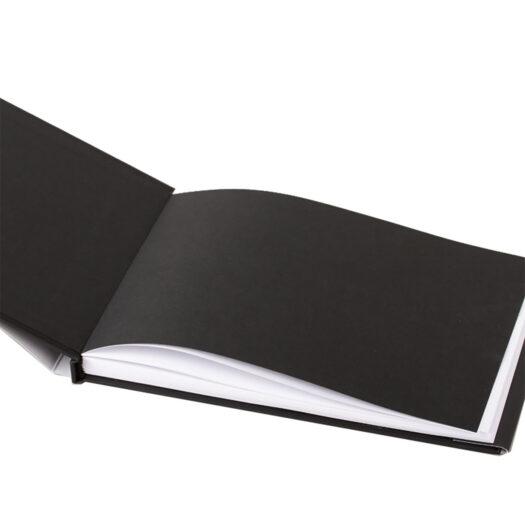 Molotow blackbook schetsboek met tekenpapier voor graffiti tekenen